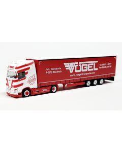 """Volvo FH Gl. XL Lowliner-Sattelzug """"Vögel"""""""
