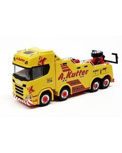 """Scania CR HD Empl Bison """"A. Kutter Memmingen"""""""