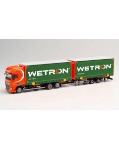 "DAF XF Euro 6 SSC ""Wetron"""