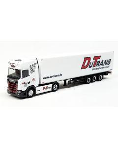 "Scania CS 20 HD ""Du-Trans / German Truck Driver"""