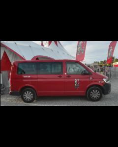 VW Bus T6 Zirkus KNIE