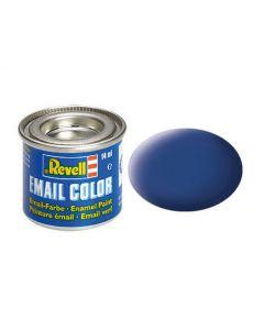 Email Color 14ml, blau matt