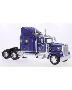 Kenworth W900, blau