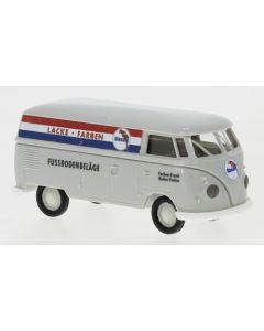 VW T1b Kasten, Glasurit, 1960