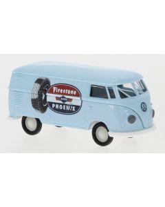 VW T1b Kasten, Phoenix Reifen, 1960