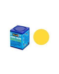 Aqua Color 18ml, gelb matt