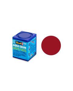 Aqua Color 18ml, karminrot matt