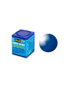 Aqua Color 18ml, blau glänzend