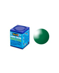 Aqua Color 18ml, smaragdgrün glänzend