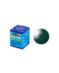 Aqua Color 18ml, moosgrün glänzend