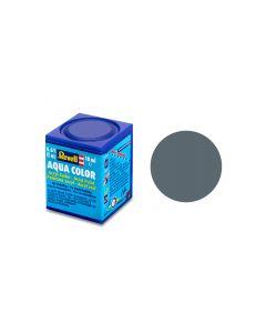 Aqua Color 18ml, blaugrau matt