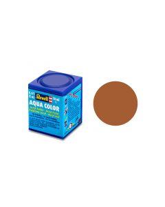 Aqua Color 18ml, braun matt
