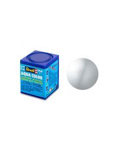 Aqua Color 18ml, aluminium metallic