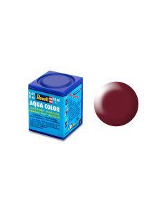 Aqua Color 18ml, purpurrot seidenmatt