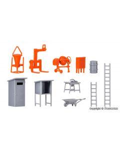 Baustellenzubehör Bausatz