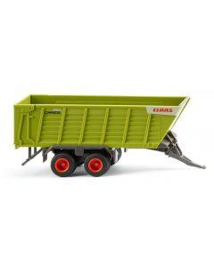 Claas Cargos Ladewagen mit Agrarbereifung