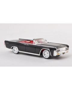Lincoln Continental Convertible, schwarz, 1963