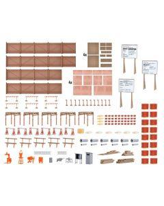 Baustellenzubehör, Bausatz