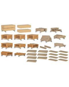 Schnittholz, Bausatz