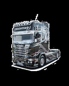 Scania R730 Streamline, Bausatz