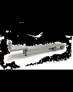 East Drop Deck - Aluminum/Black mit Zubehör