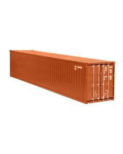 "40 Fuß Container ""braun"""