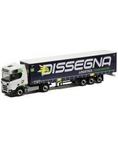 "Scania CR HD ""Dissegna Logistics"""