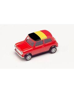 Mini Cooper Europameisterschaft 2021, Belgien