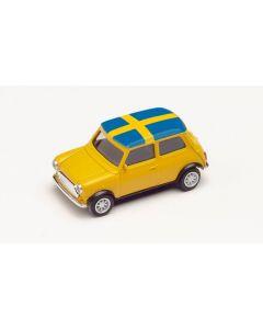 Mini Cooper Europameisterschaft 2021, Schweden