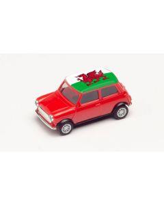 Mini Cooper Europameisterschaft 2021, Wales