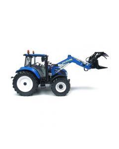 New Holland T5.115 with 740TL Loader