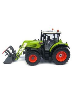 Claas Arion 530 mit Frontlader
