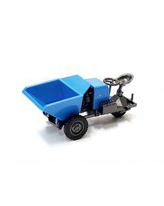 Dumper Picco 1, blau