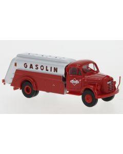 Borgward B 4500 Tankwagen, Gasolin, 1952