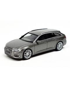 Audi A6 Avant, taifungrau metallic
