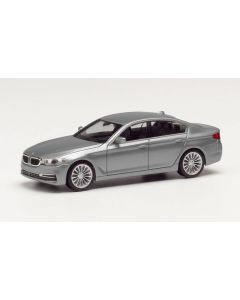 BMW 5er™ Limousine, bluestone metallic