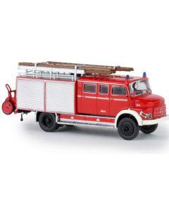 MB LAF 1113 LF16 Feuerwehr mit Rolläden