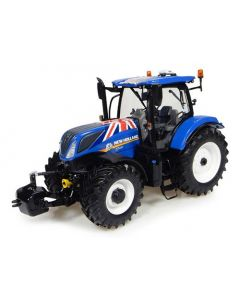 New Holland T7.225 Tractor - UK Flag Edition