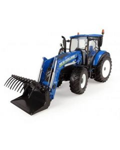 New Holland T5.120 with front loader