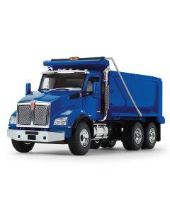 Kenworth T880 Dump Truck Surf Blue