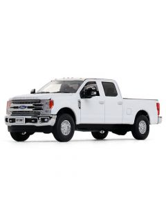 Ford F-250 Super Duty Pickup White
