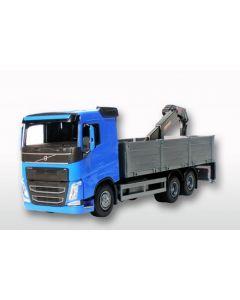 Volvo FH 04 3-A Baustoff blau