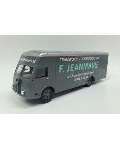 """Saurer 1947 """"F. Jeanmaire"""""""