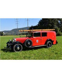 Rolls Royce FW Lenzburg