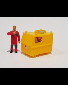Baustellentank 1'150 l