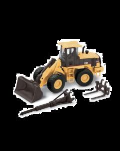 Cat Radlader 924G mit Werkzeug