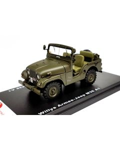 Willys M38A1 Armee-Jeep offen
