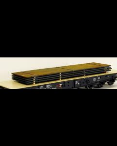 Stahlplattenstapel  50x200mm