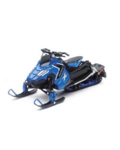 SnowMobile  blau
