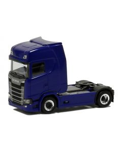 Scania CS20 HD Zugmaschine, blau-metallic